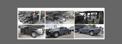 Experts in collision and perfection in every detail