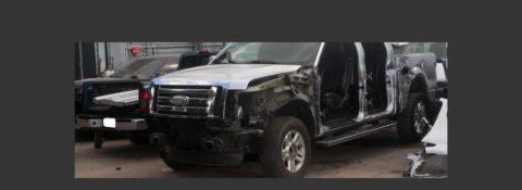 Full service collision repair.